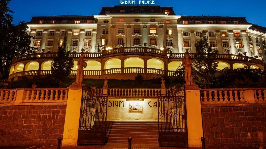 Curative Hotel Radium Palace  - Jachymov