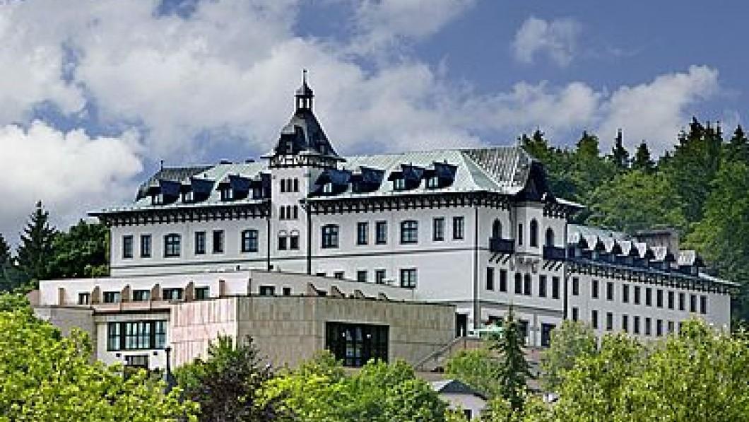 Curative Hotel Orea Hotel Monty - Marianske Lazne Spa