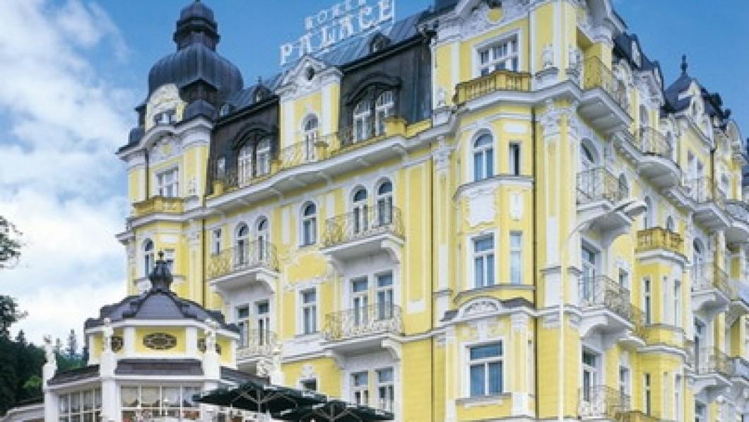 Curative Hotel Orea Hotel Palace Zvon - Marianske Lazne Spa