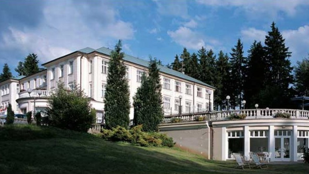 Санаторий Паркотель Гольф / Parkhotel Golf - курорт Марианские Лазне/Marianske Lazne