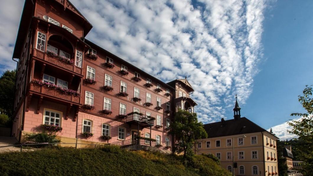 Hotel curativo Hotel Terra - Janske Lazne