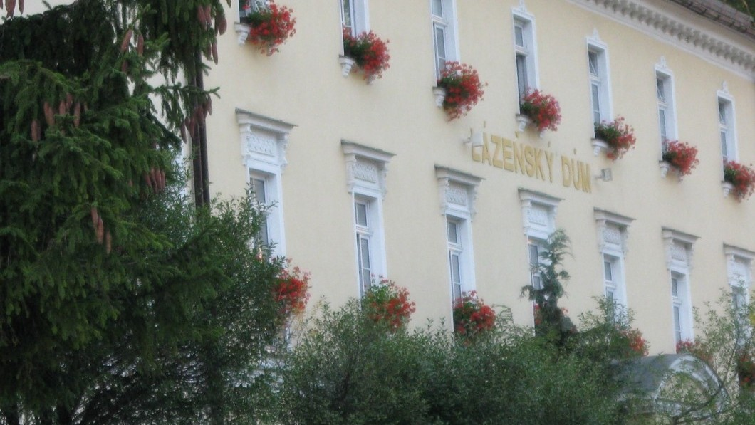 Curative Hotel Bath House  - Janske Lazne Spa