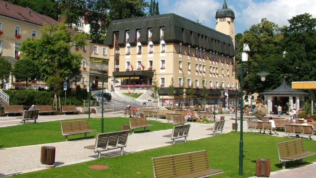 Hotel curativo Corte di San Giovanni - Terme di Janske Lazne