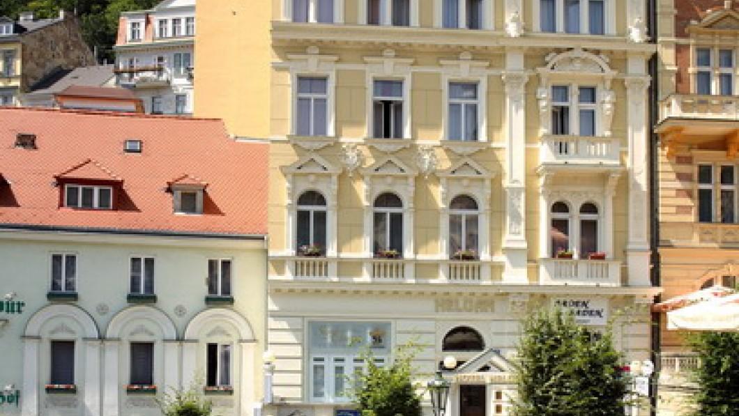 Санаторий Отель Гелуан / Hotel Heluan - курорт Карловы Вары/Каrlovy Vary
