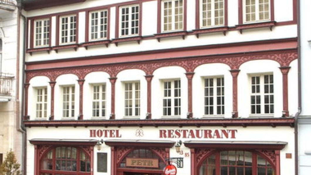 Curative Hotel Hotel Petr - Carlsbad / Karlovy Vary