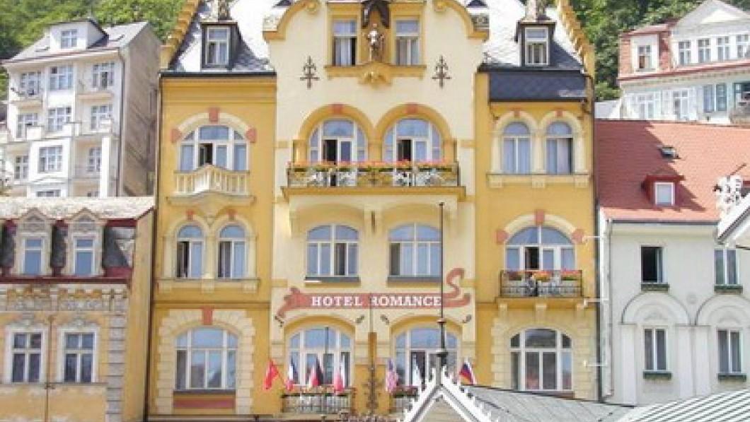 Hotel curativo Hotel Romance-Puškin - Carlsbad / Karlovy Vary