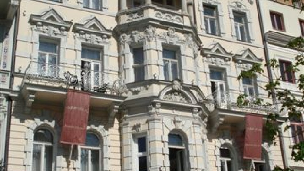 Hotel curativo Hotel Palacký - Carlsbad / Karlovy Vary