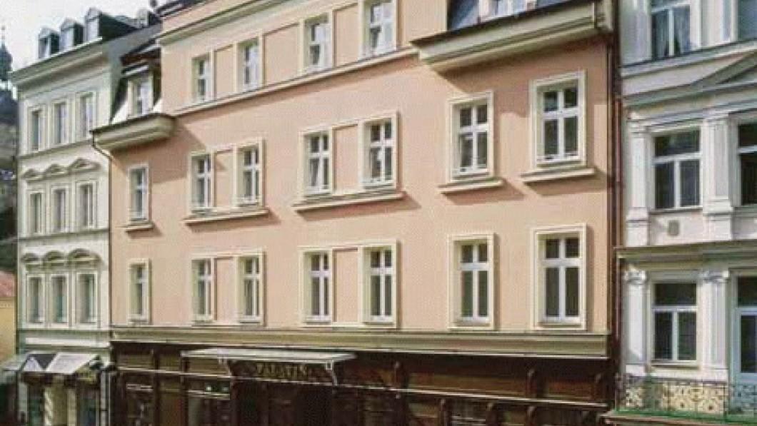 Санаторий Отель Палатин / Hotel Palatin - курорт Карловы Вары/Каrlovy Vary