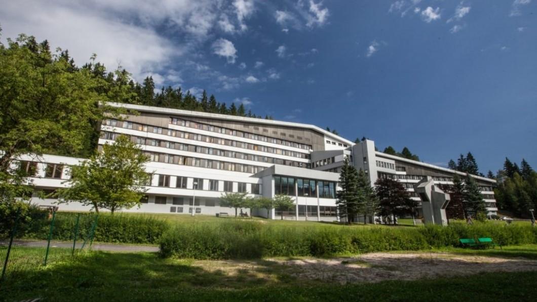 Kurhotel Kindersanatorium Vesna  - Janske Lazne