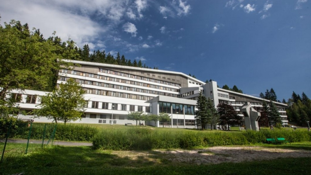 Curative Hotel Sanatorium Vesna - Janske Lazne Spa
