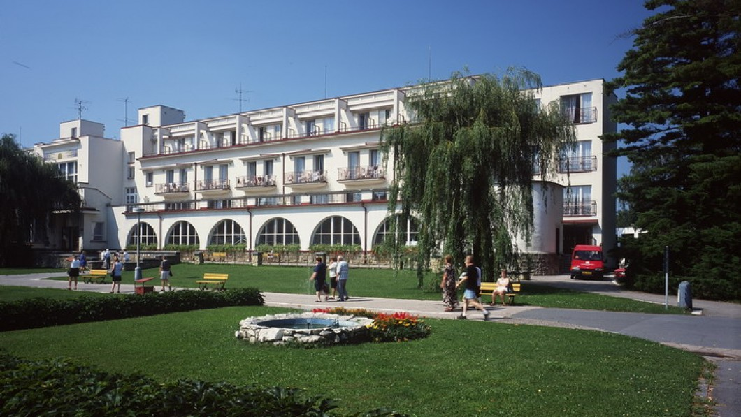 Curative Hotel Velichovky Spa - Masaryk House - Others