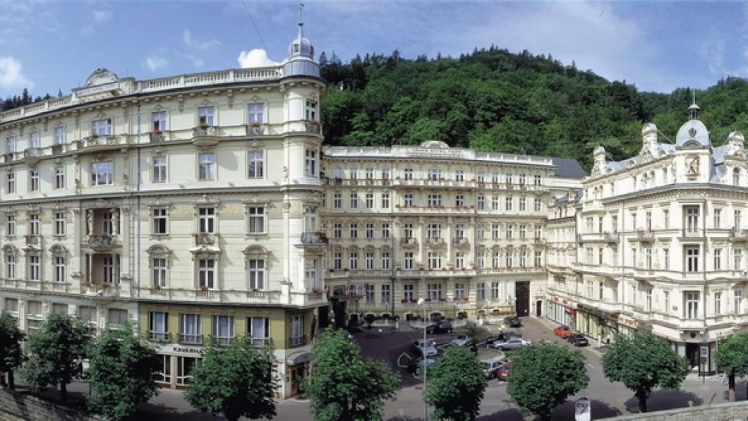 Curative Hotel Grandhotel Pupp - Carlsbad / Karlovy Vary