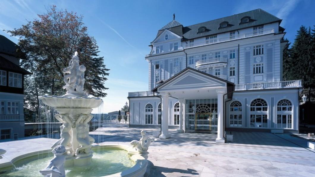 Санаторий Еспланаде / Esplanade Spa and Golf Resort - курорт Марианские Лазне/Marianske Lazne