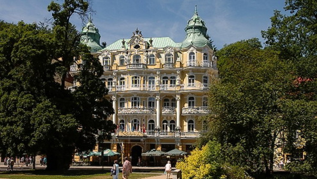 Kurhotel Orea Hotel Bohemia - Marienbad/Marianske Lazne