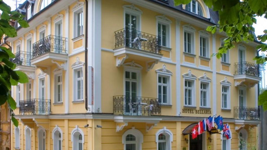 Kurhotel Hotel Bellaria - Marienbad/Marianske Lazne