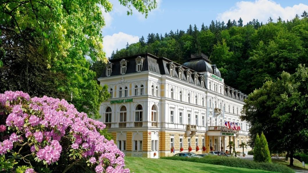 Hotel curativo Hotel Centrální Lázně - Marianske Lazne