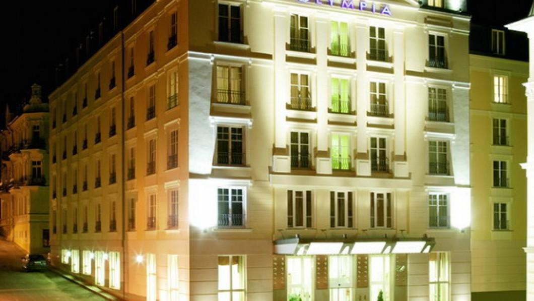 Санаторий Отель Олимпия / Hotel Olympia - курорт Марианские Лазне/Marianske Lazne