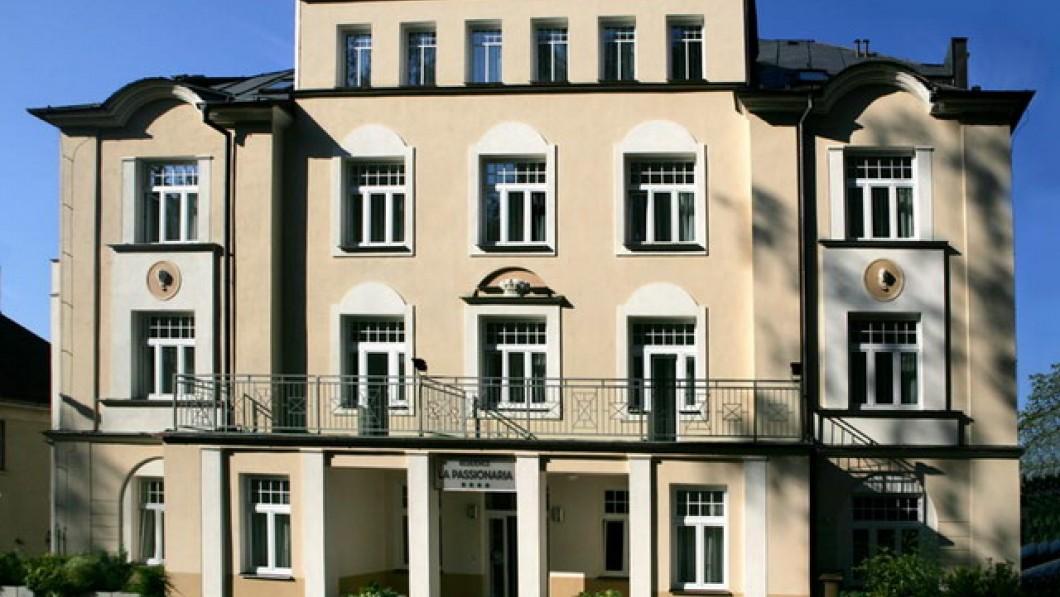 Санаторий Резиденция Ля пасионария / Residence La Passionaria - курорт Марианские Лазне/Marianske Lazne