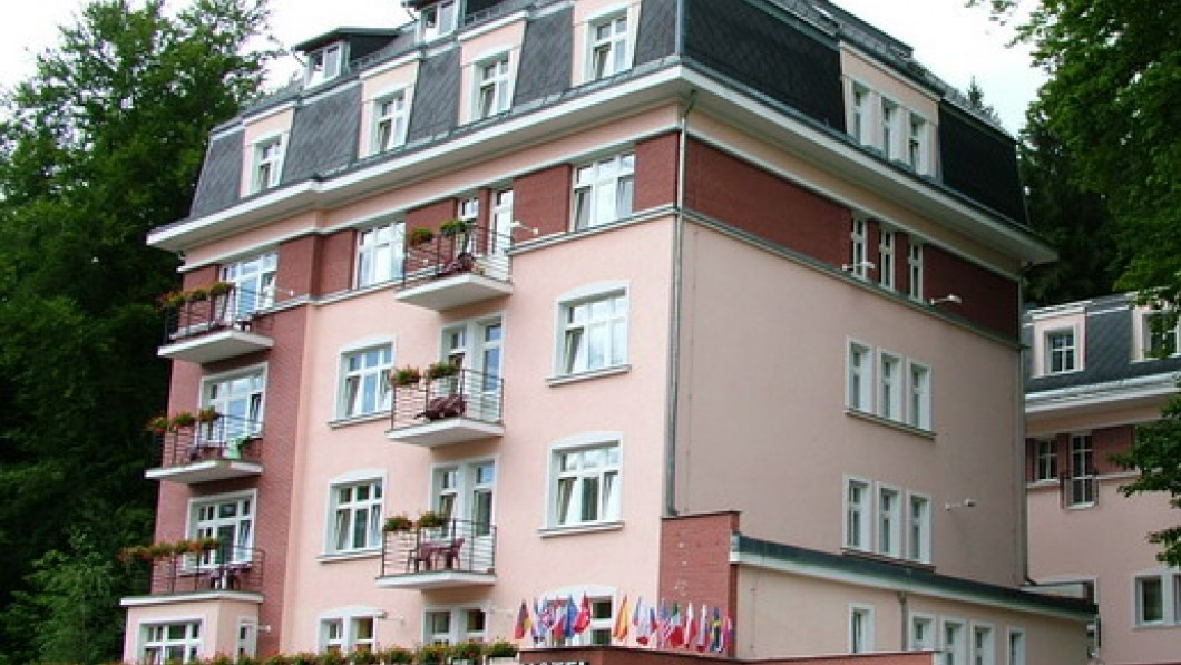 Curative Hotel Hotel Richard - Marianske Lazne Spa