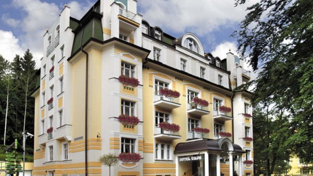 Curative Hotel Hotel Silva - Marianske Lazne Spa
