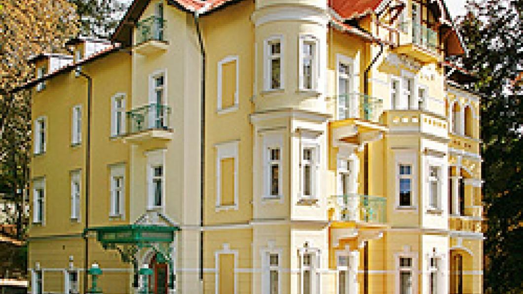 Curative Hotel Villa Regent - Marianske Lazne Spa
