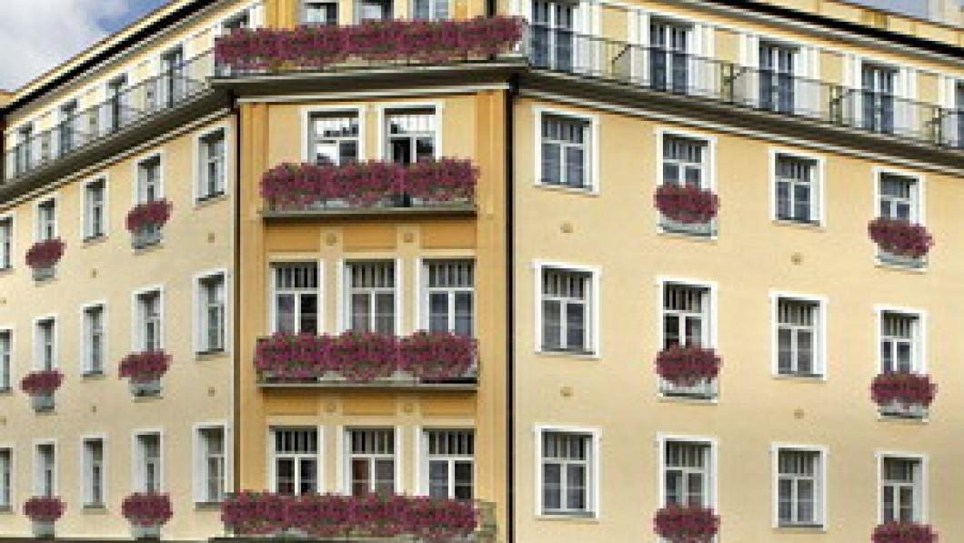 Curative Hotel Hotel Flora - Marianske Lazne Spa