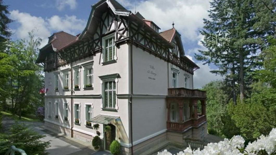 Curative Hotel Villa St. Georg – Hotel Garni - Marianske Lazne Spa