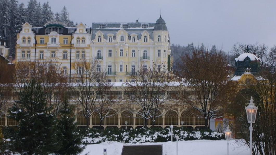Hotel curativo Hotel Coop Kriváň - Terme di Marianske Lazne