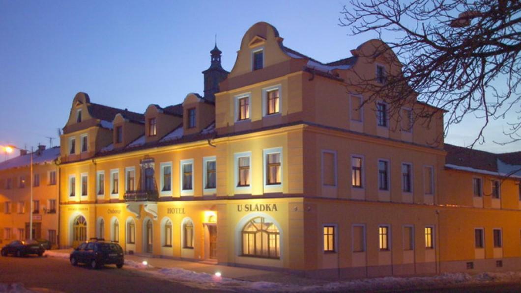 Санаторий Отель У Сладка / Hotel U Sládka - курорт Марианские Лазне/Marianske Lazne