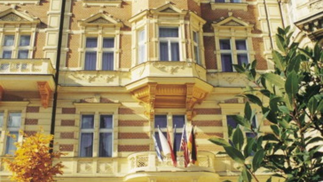 Curative Hotel Hotel Ester - Carlsbad / Karlovy Vary