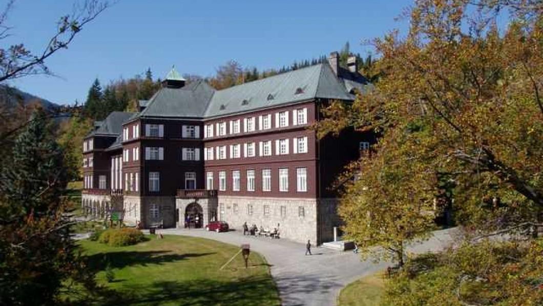 Curative Hotel State Therapeutic Spa - Libuše Spa - Karlova Studánka