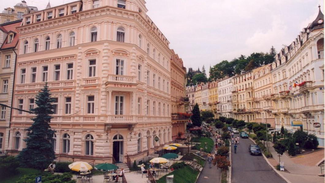 Hotel curativo Le Terme Bohemia – Hotel Slovan - Carlsbad / Karlovy Vary