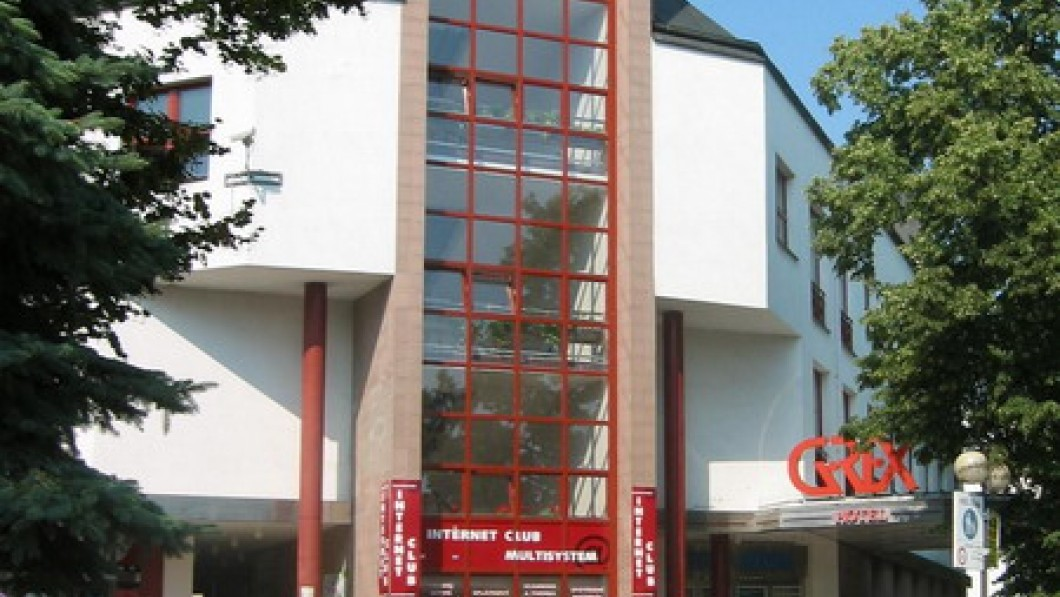 Санаторий Отель G-REX / Hotel G-REX - курорт Подебрады/Podebrady