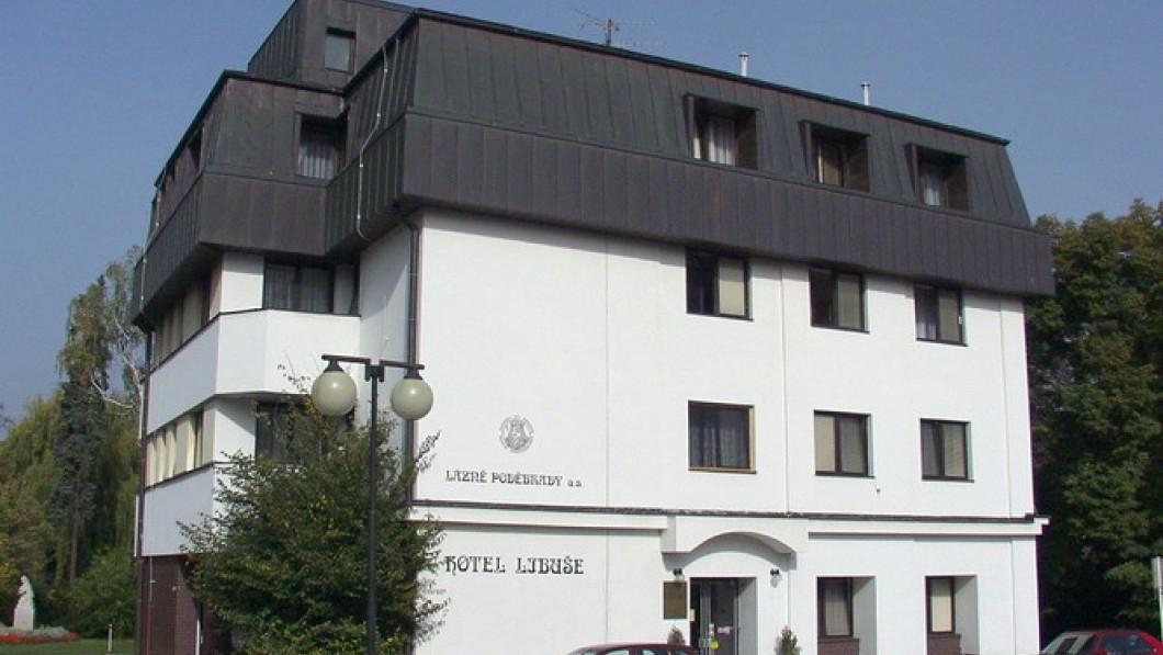 Hotel curativo Spa Hotel Libuse - Podebrady