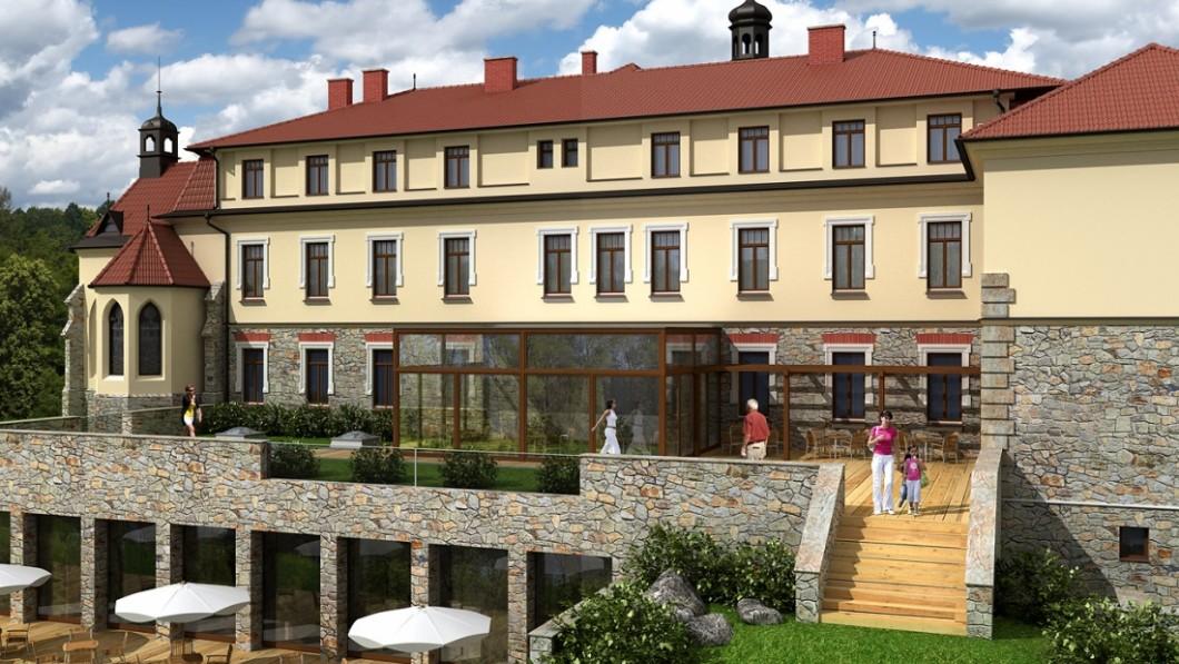 Hotel curativo Augustiansky dum - Luhacovice