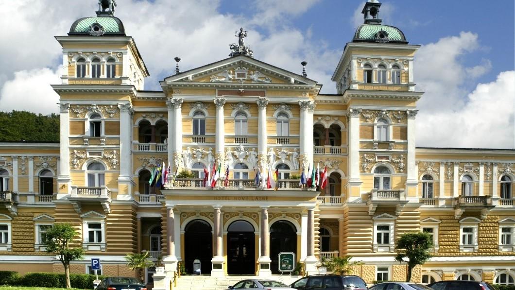 Curative Hotel Resort Nové Lázně - Marianske Lazne Spa