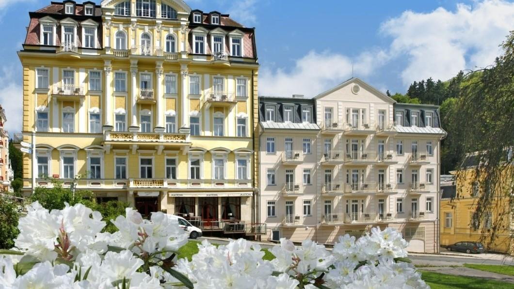 Hotel curativo  - Marianske Lazne
