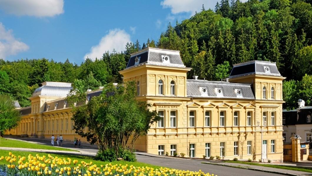 Hotel curativo Maria Spa - Terme di Marianske Lazne