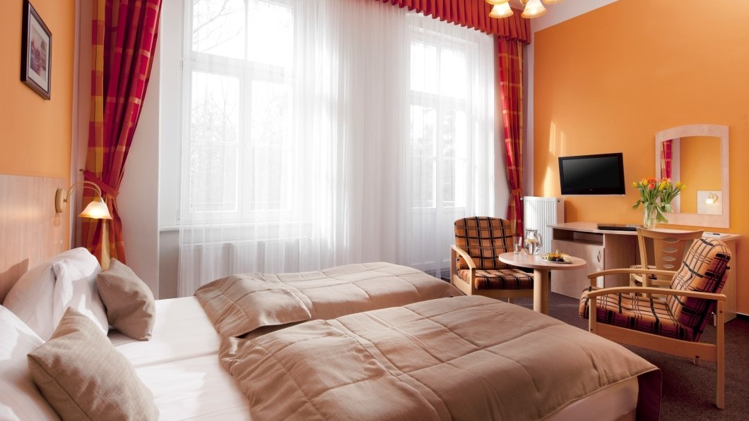 Spa hotel Metropol