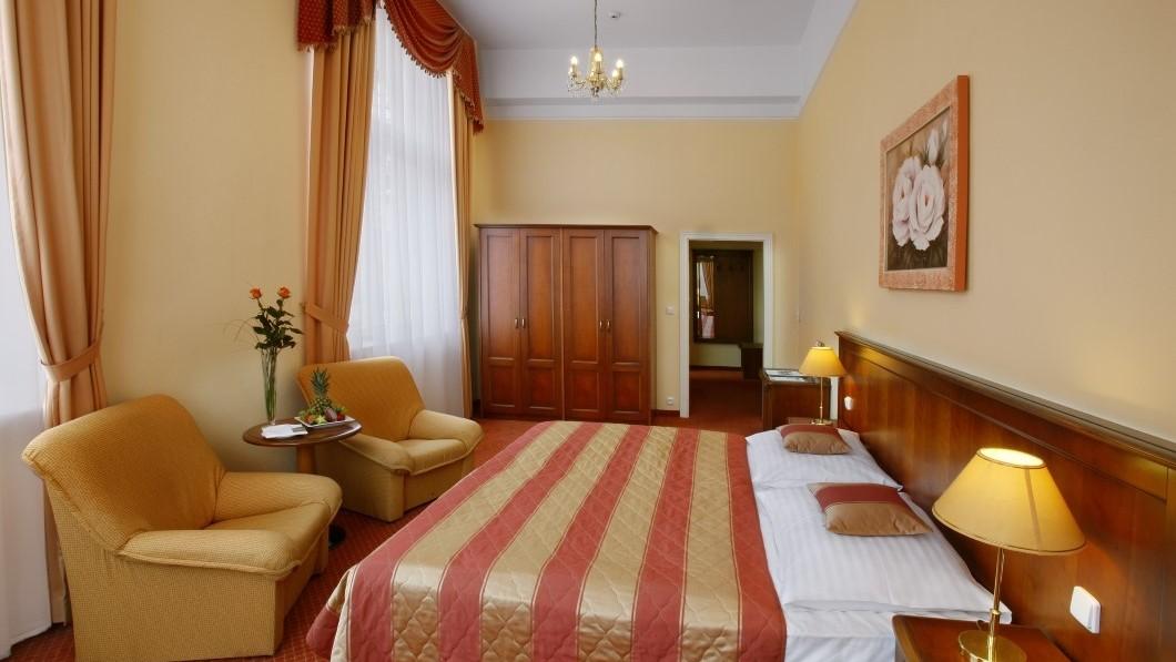 Hotel Centrální Lázně