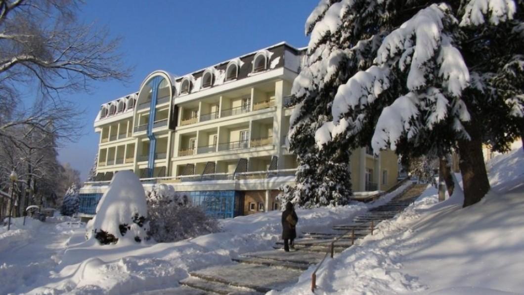 Balneario de tratamiento de Priessnitz - Bezruč