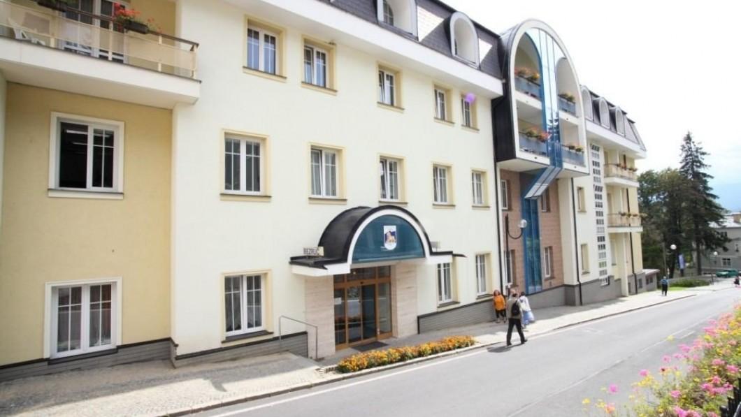 Priessnitz Spa Bezruč
