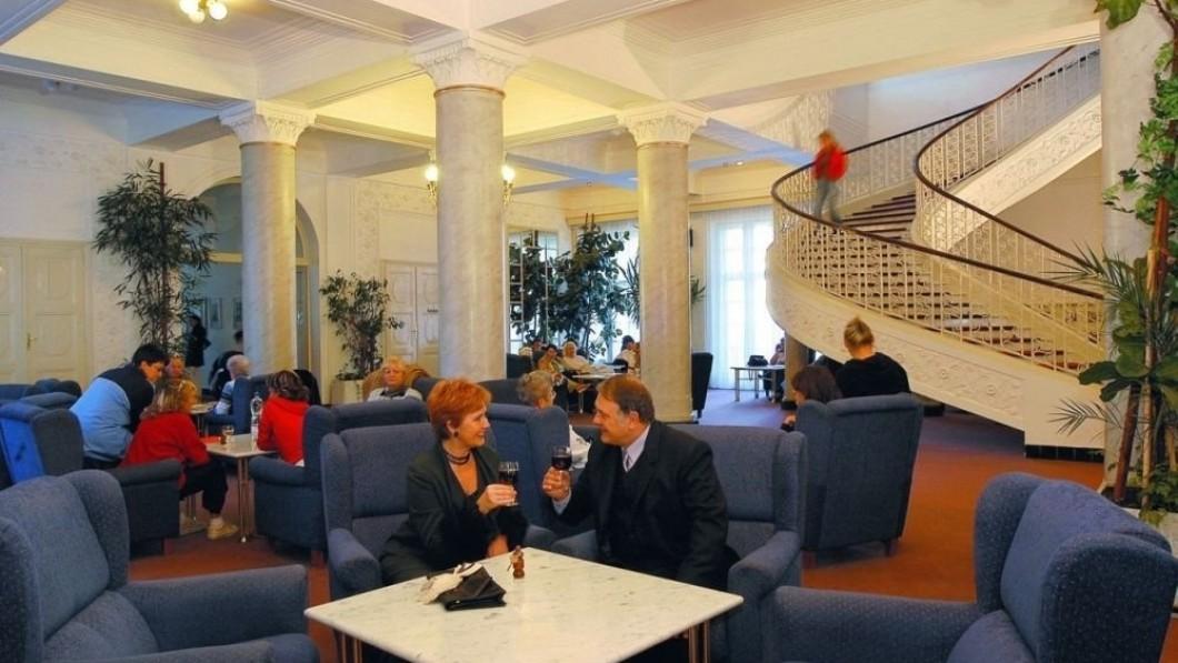 Balneario de tratamiento de Priessnitz - Priessnitz