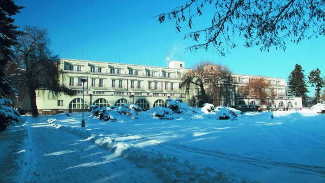 Velichovky Spa - Masaryk House