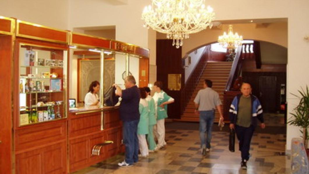 Therapeutisches Staatsheilbad - Libuše