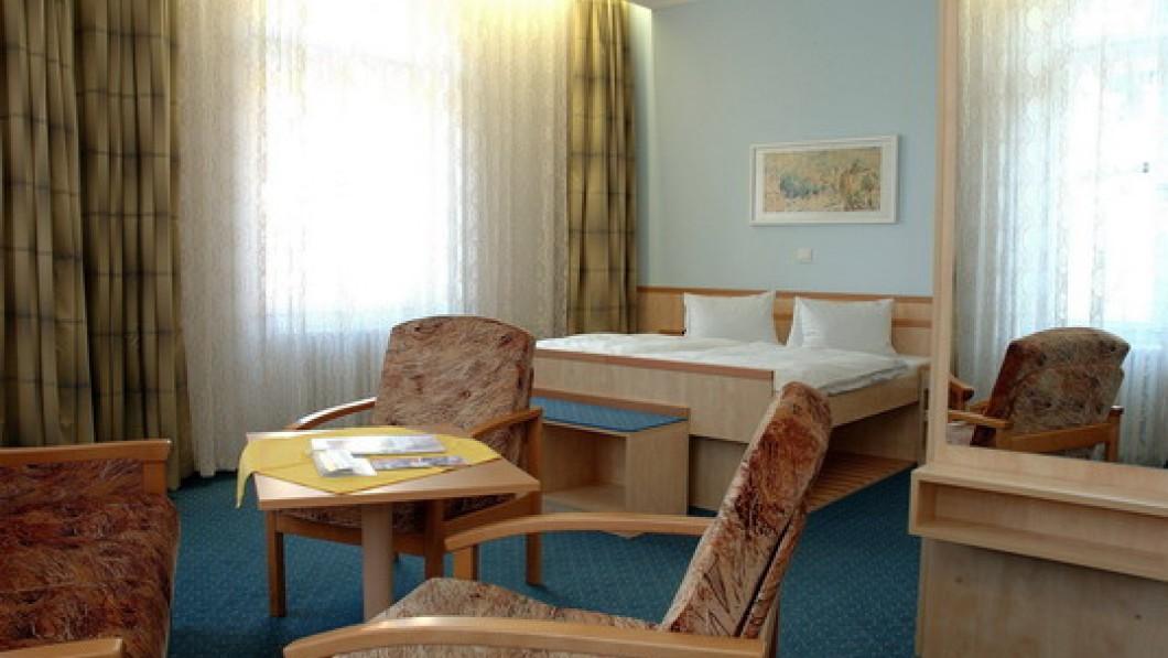Bohemia Lázně – Hotel Slovan