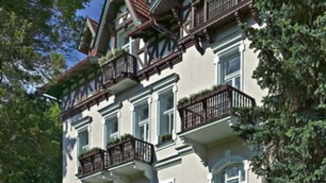 Вилла Св. Георг - Отель Гарни/Villa St. Georg – Hotel Garni