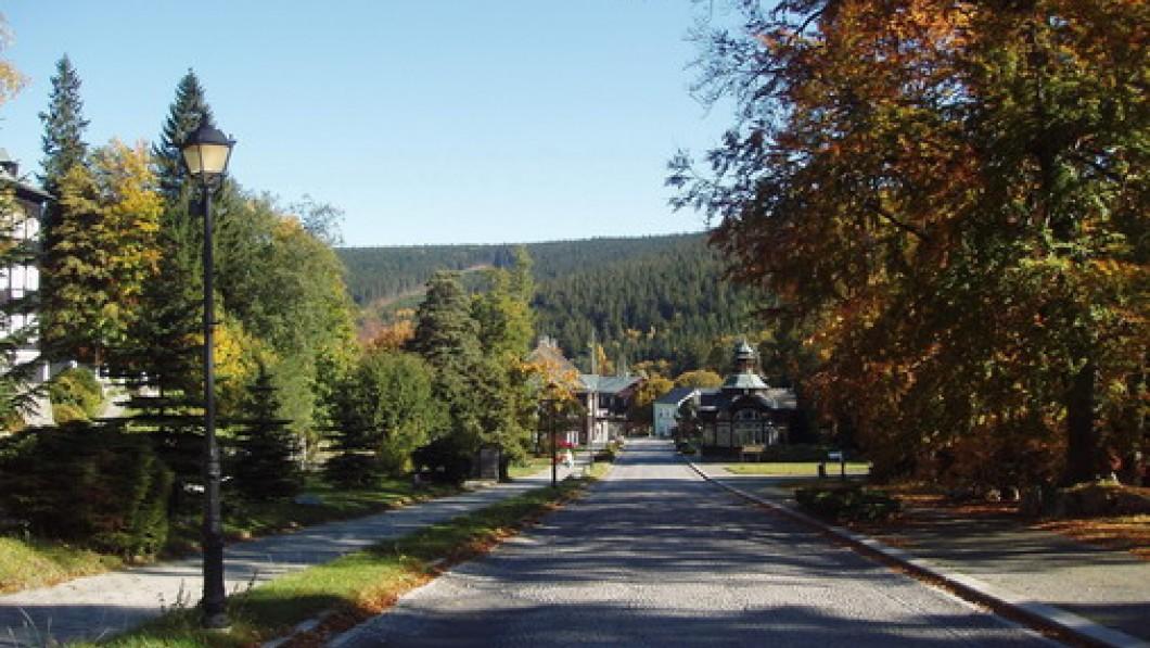 Balnearios terapeúticos – Libuše Spa