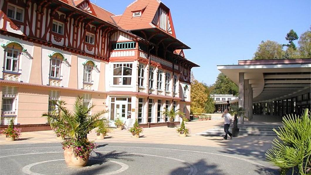 Kurhotel Jurkovičův dům