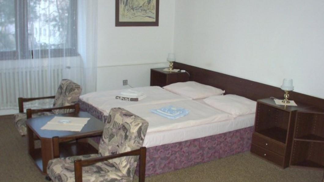 Спа отель Либуше/Spa Hotel Libuse